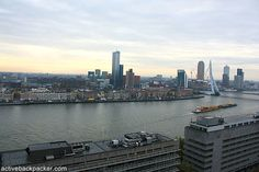 Travel tips for Rotterdam http://www.ytravelblog.com/what-to-do-in-rotterdam/