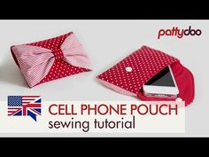 """Emmaline Bags: Sewing Patterns and Purse Supplies: Introducing the """"Bowie"""" Case by pattydoo"""