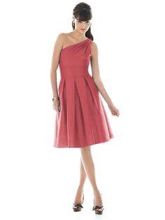 my bridesmaid dresses  Alfred Sung Style D458 http://www.dessy.com/dresses/bridesmaid/d458/#.UlNvD9J6az4