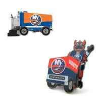 New York Islanders Zamboni Pins