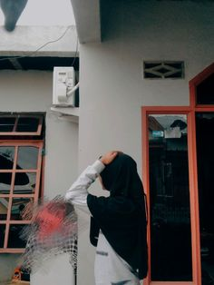Ootd Hijab, Girl Hijab, Flower Aesthetic, Aesthetic Girl, We Bare Bears Wallpapers, Bear Wallpaper, Ulzzang Girl, Hijab Fashion, Yui