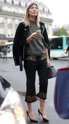 Moda, na rua - Street Style - Vogue Portugal