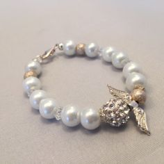 Hand made to order, communion angels, swarovski crystal watches and beaded bracelets, we can make any size to fit children perfectly. Communion, Swarovski Crystals, Angels, Beaded Bracelets, Jewellery, Handmade, Gifts, Presents, Jewelery