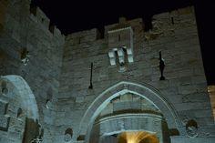 Gerusalemme: Old City by night