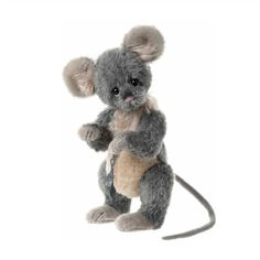 "Charlie Bears - Ritz Mouse 8½"": Amazon.co.uk: Kitchen & Home"