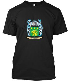 Atmore Coat Of Arms   Family Crest Black T-Shirt Front - This is the perfect gift for someone who loves Atmore. Thank you for visiting my page (Related terms: Atmore,Atmore coat of arms,Coat or Arms,Family Crest,Tartan,Atmore surname,Heraldry,Family Reunion,A #Atmore, #Atmoreshirts...)