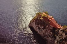 Adalberto Libera Casa Malaparte on Capri - Google 搜索