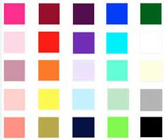 colour stationery - Google Search