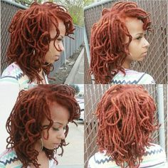 Embracing the Culture of Locs & Textured Hair Locs, Dyed Dreads, Sisterlocks, Dreadlock Hairstyles, African Hairstyles, Hair Inspo, Hair Inspiration, Dreadlock Rasta, Protective Style Braids
