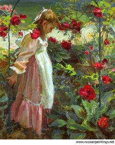 Russian Paintings Gallery - Personal Page of Gerhartz Daniel F.
