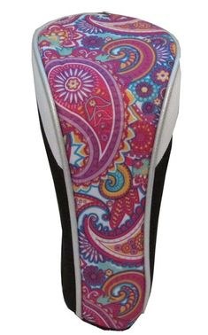 ... for all Check out our Pink Paisley LGS Ladies Golf Hybrid Headcover!  Find the best golf gear ... e77f13d4d04dd