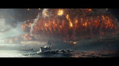 A look at Scanline VFX's work in INDEPENDENCE DAY: RESURGENCE