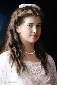 Grand Duchess Maria Nikolaevna of Russia was the third daughter of Tsar Nicholas II and Tsarina Alexandra Fyodorovna of Russia.