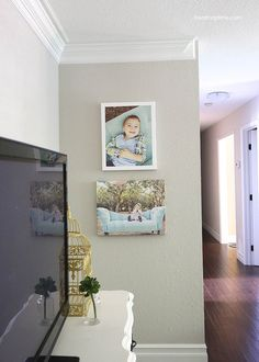 how to make a gallery wall 6