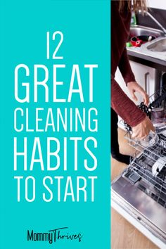Today I'm going over effective cleaning habits that will keep your house cleaner after deep cleans, all month long, and all week long. Beach Cottage Style, Beach Cottage Decor, Farmhouse Bedroom Decor, Organization Hacks, Organizing Tips, Organizing Clutter, Deep Cleaning, Cleaning Hacks, Minimalist Parenting