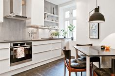 Great kitchen - Bjurfors