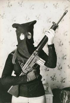 Anonymous photographer, IRA (1973)
