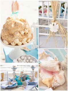 Beach party inspiration