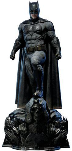 Batman Statue Statue by Prime 1 Studio Justice League sideshow collectibles