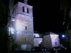 EL REAL DE SAN VICENTE (Toledo). Iglesia de Santa Catlina (Noche).