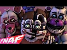 Fnaf sister location song quot don t hold it against us quot sfm