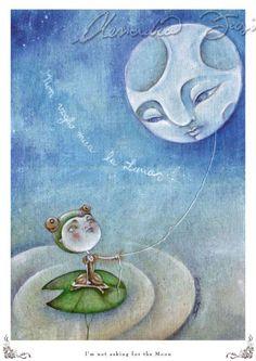 """Alessandra Fusi, """"Non voglio mica la luna..."""""""