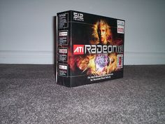 #Radeon X1800 XT    game changer...comment .. like ...  repin  :)     http://amzn.to/15zqnzs