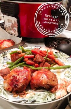 Meat Chickens, Slow Cooker Chicken, Crockpot, Chicken Recipes, Turkey, Asian, Instant Pot, Soups, Foodies