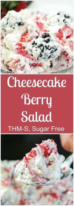 Cheesecake Berry Sal