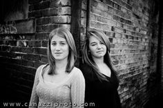 Creative black & white High School Senior Photos by www.canazziphoto.com - Canazzi Photographics Vancouver, WA - Portland, OR