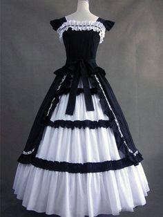 ブラックロリータ洋服