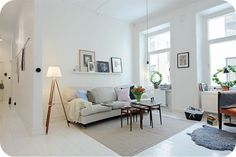 Sweet as a Candy: Swedish Interiors