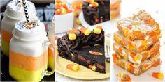 Candy Corn Recipe - Candy Corn-Inspired Desserts - Delish.com