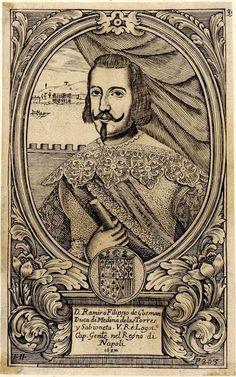 Conti di Panico: En 1672 el VII Príncipe de Stigliano, Nicolás Gasp...