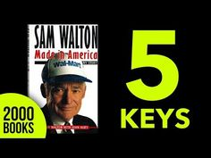 Sam Walton Made in America book Summary - Billionaire Biography - Sam Walton Made in America PDF Self Fulfilling Prophecy, Biography Books, Free Episodes, Rich Man, Book Summaries, 3 In One, Paradox, Made In America, His Hands