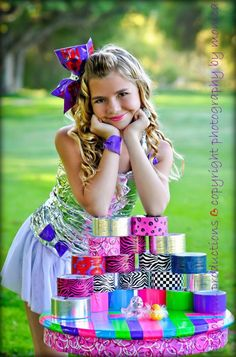 www.photomomproductions.com contact me for any specially made custom themed photo shoot invitations! that's my duct tape birthday girl whose turning 12!! ❤