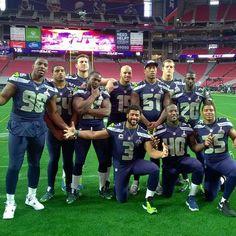 Jerseys NFL Wholesale - Seattle Seahawks on Pinterest   Seattle Seahawks, Hawks and ...