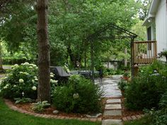 Made in the Shade, Love gardening in the shade, Yards Design