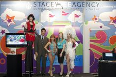 We are THE one stop agency for all your talent/entertainment needs! www.staceyleeagency.com