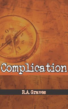 New cover of the novella, Complication
