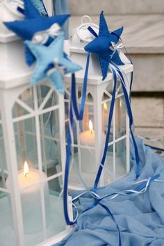 l Night To Shine, Christening Decorations, Boy Baptism, Star Baby Showers, Little Twin Stars, Twinkle Twinkle Little Star, Wedding Designs, Party Time, Centerpieces