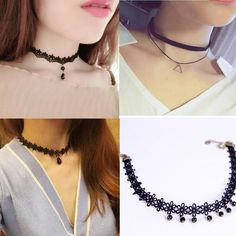 YANJIAO Choker Necklace