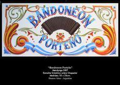 MANDYNGA - FILETEADO PORTEÑO - Artefileteado: Carteles
