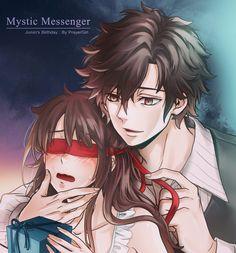 ~Yandere Jumin X Mc~ - Chapter 2 Yandere Boy, Yandere Manga, Anime Love Couple, Cute Anime Couples, Jumin Han Daddy, Jumin X Mc, Jumin Han Mystic Messenger, Neji E Tenten, Saeran