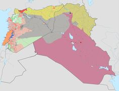 Legenda Controlled by the Islamic State of Iraq and the Levant (ISIL, ISIS, IS, Daesh) Controlled by the Syrian opposit. Abu Bakr Al Baghdadi, Military Tactics, Syrian Civil War, World Geography, Iraq War, Kurdistan, National Geographic, Civilization, Islam
