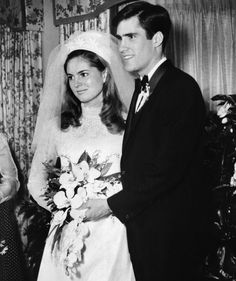 Ann Lois Davies and Willard Mitt Romney