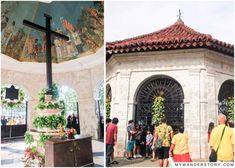 Cebu City Magellan's Cross  1 out of 8 Destinations you can #visit in Cebu, #Philippines  Read more: https://mywanderstory.com/cebu-city-tour-8-destinations/  #travels #wander #beautifuldestinations