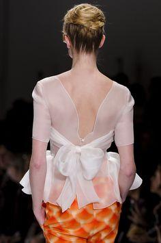 Cacharel at Paris Fashion Week Spring 2013
