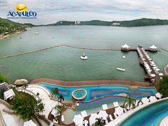#lasmejoresplayasdemexico Los alrededores de la playa Pichilingue en Acapulco. LAS MEJORES PLAYAS DE MÉXICO. Aunque recibe toda la fuerza del océano Pacifico, por lo cual no es apta para nadar, playa Pichilingue es famosa por su hermosura y por ser donde los artistas nacionales e internacionales, tienen sus casas. Además, cerca de ella se encuentran los hoteles Majestic, Gran Mayan y Park Royal, entre otros. Para mayor información, te invitamos a visitar la página oficial de Fidetur…