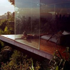 """Goldstein House"" by John Lautner = the perfect setting for fashion shots, videoclips and movies (Snoop Dogg's ""Let's Get Blown"" & The Big Lebowski)"